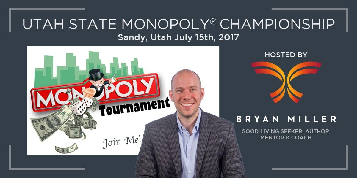 Utah State Monopoly Championship