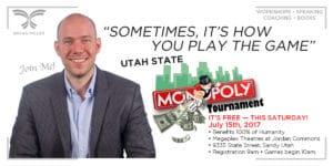 Utah State Monopoly Championship by Bryan Miller