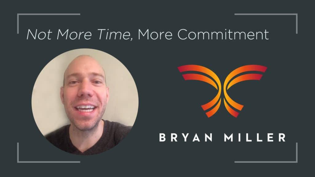Bryan Miller Vlog for August 31
