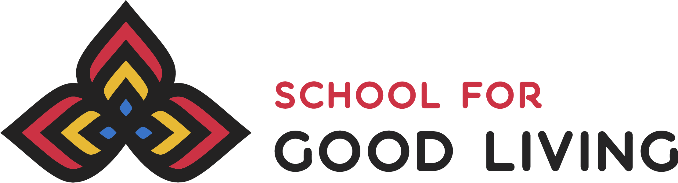 School For Good Living Logo
