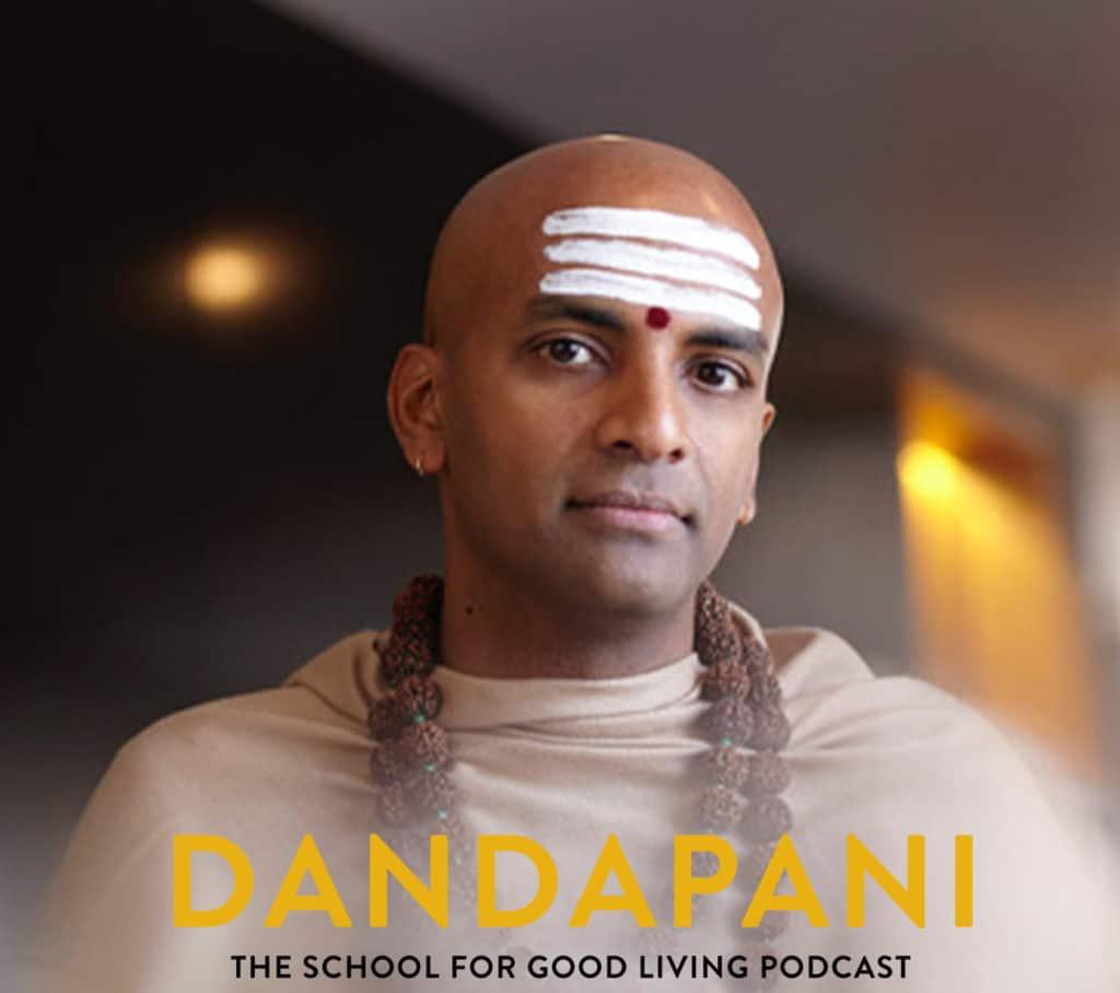Dandapani podcast headhsot