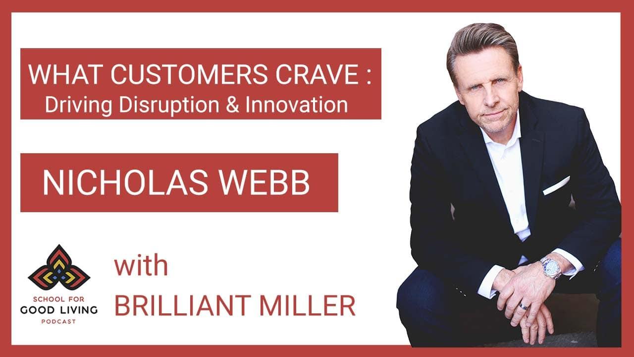 Nicholas Webb podcast release
