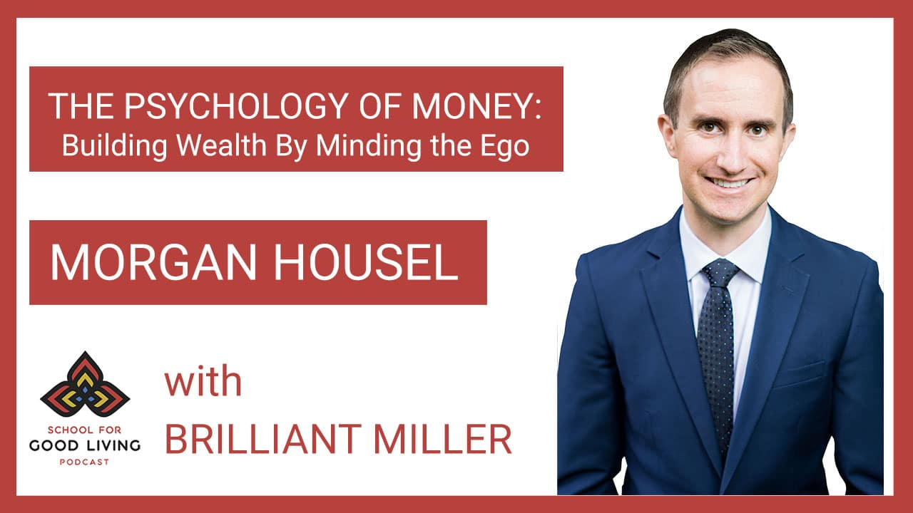 Morgan Housel podcast
